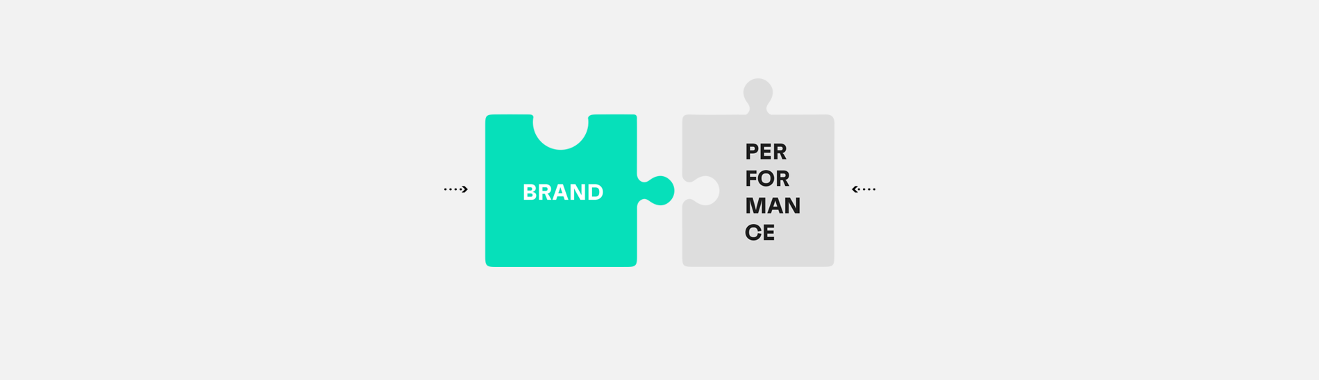 How come it is brand vs performance?